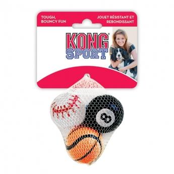 KONG Tennispallot sport 3 kpl (S)
