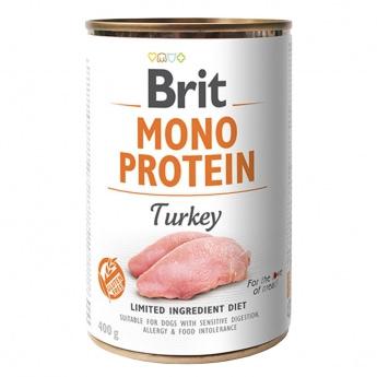 Brit Care Mono Protein kalkkuna 400g