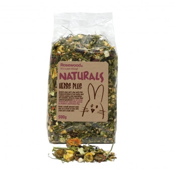 Herbs Plus Rosewood 500g