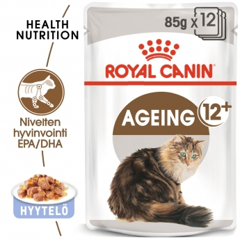 Royal Canin Ageing +12 Jelly, 12x85g