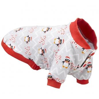 L&B Xmas koiran joulupaita, pingviini