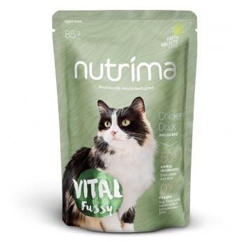 Nutrima Cat Vital Fussy märkäruoka 85g