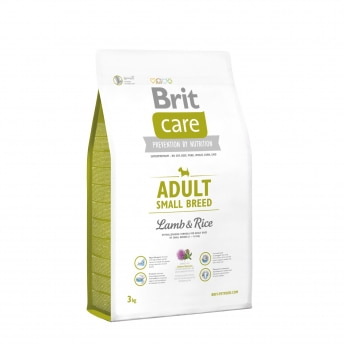 Brit Care Adult Small Lamb & Rice (3 kg)