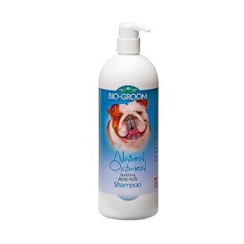 Bio-Groom Natural Oatmeal shampoo (355 ml)