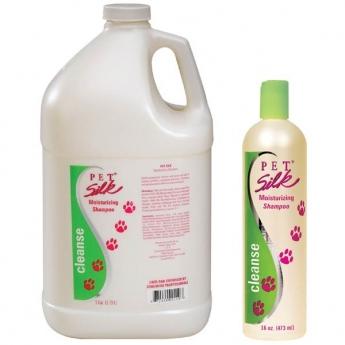 Pet Silk Moisturizing Shampoo