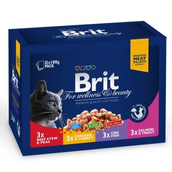 Brit Premium Multipack 12x 100g