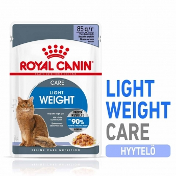 Royal Canin Cat Light Weight Care Jelly, 12 x 85 g