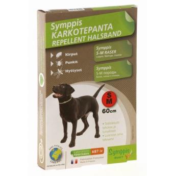 Punkkipanta koiralle - Symppis (S/M)