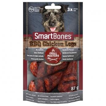 Smartbones BBQ kanankoipi 3kpl 87g