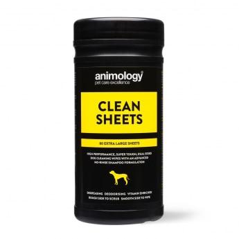 Animology Clean Sheets puhdistuspyyhkeet