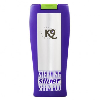 K9 Competition Sterling Silver