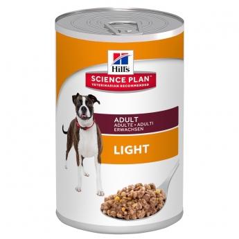 Hill's SP Adult Light säilyke 370g