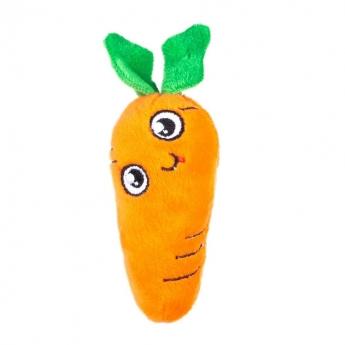 Pehmolelu ItsyBitsy TinyFoods porkkana