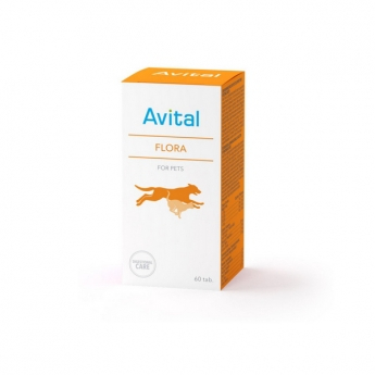 Avital Flora 60 tabl