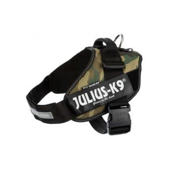 Julius-K9 ICD Power koiran valjaat camo