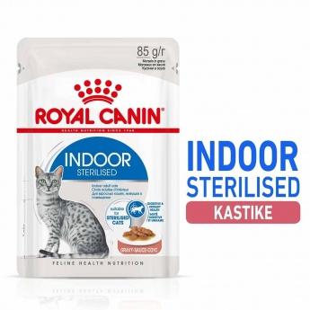 Royal Canin Indoor Gravy 12 x 85 g