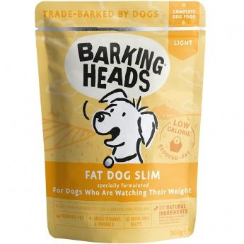 Barking Heads Fat Dog Slim wet 300g