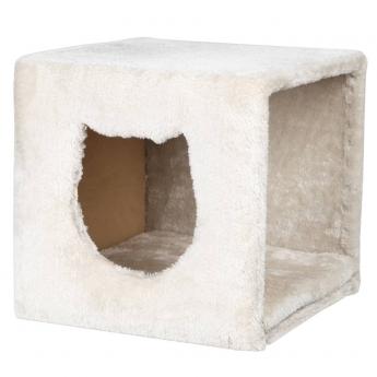 Kissan piilopaikka kirjahyllyyn Trixie