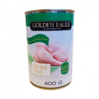 Golden Eagle Pure Duck 400g