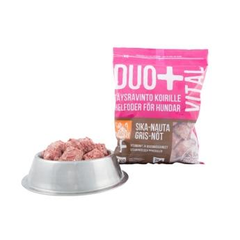Mush DUO+ Vital sika-nauta, 1 kg