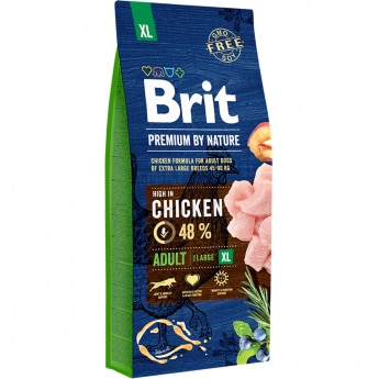 Brit Premium by Nature Adult XL 15 kg