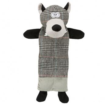 Koiran pehmolelu Trixie Tweed susi