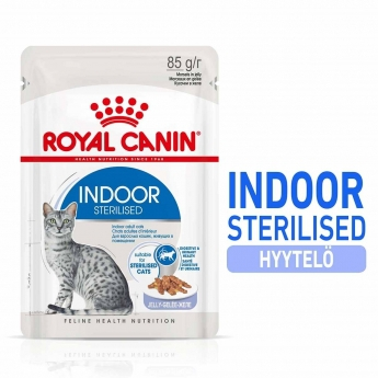 Royal Canin Indoor Jelly 12 x 85 g