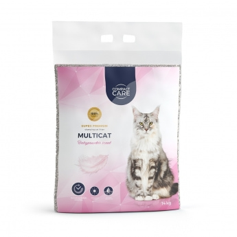 Compact Care Multicat Babypowder 14 kg