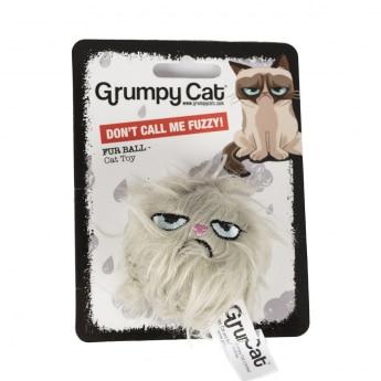 Kissan lelu Grumpy Cat Karvapallo