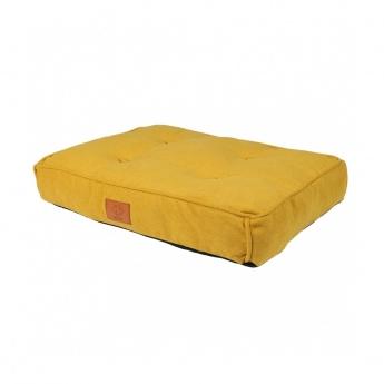 Koiran peti EBI Eve keltainen 70x50 cm