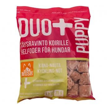 Mush Duo+ Puppy 1kg
