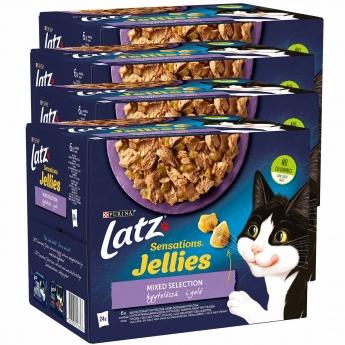 Latz Sensations Jellies Mixed 96x85g
