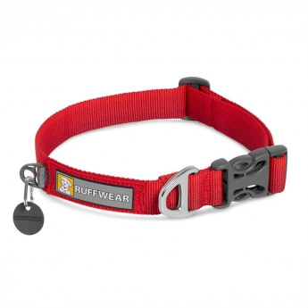 Ruffwear Front Range -koiran panta, punainen