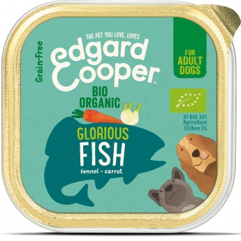 Edgard & Cooper Organic kala 100g