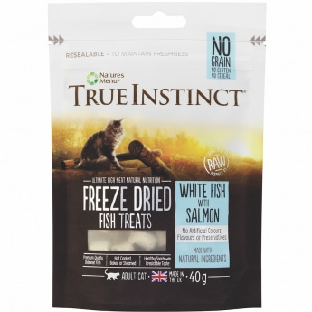 True Instinct Treat Cat kala 40g