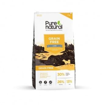 Purenatural Adult Dog Grain Free Lamb