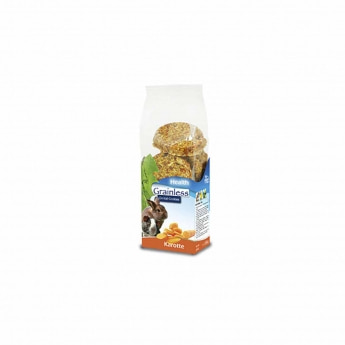Jr Farm Grainless Health purukeksit porkkana, 150g