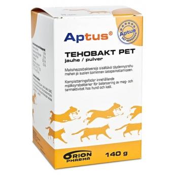 Aptus Tehobakt -jauhe, 140 g