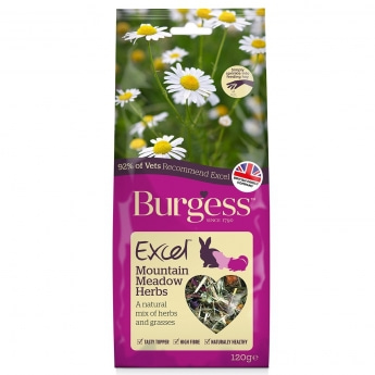 Burgess Excel MountainM. yrtit 120g