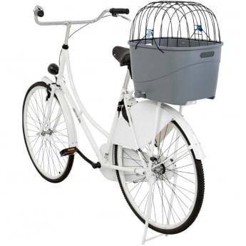 Pyöräkori lemmikille muovia Trixie