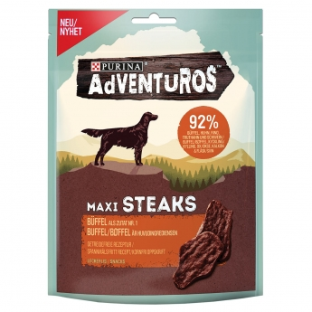 Makupala Adventurous Maxi Steaks viljaton, 7 x 70 g
