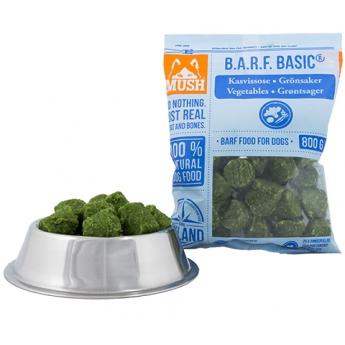 Mush Basic Kasvissose 800 g
