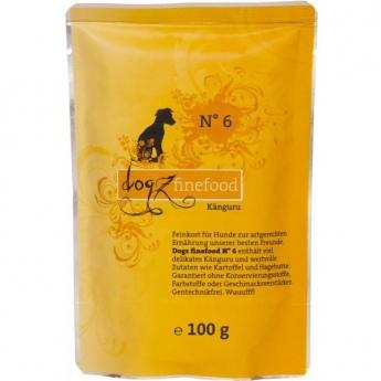 Dogz Finefood N°6 kenguru (100 g)