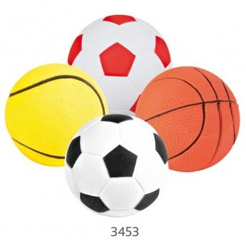 Vaahtokumipallo Trixie Sport Ball, 6 cm