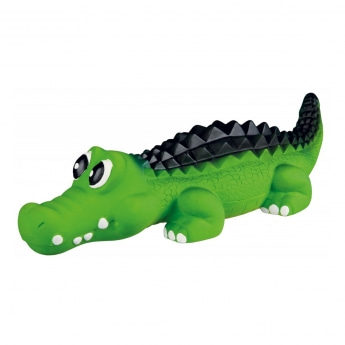 Lateksilelu krokotiili, 33 cm