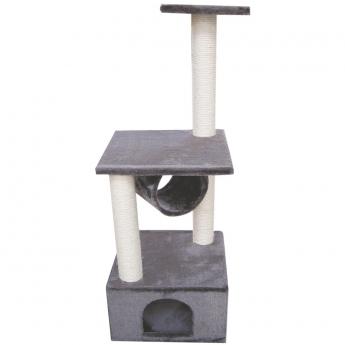 Kissan raapimapuu L&B Mensa, harmaa