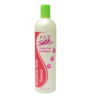 Pet Silk Coarse Coat Conditioner, 473 ml