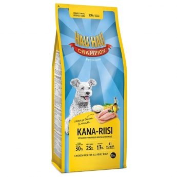 Hau-Hau Champion Kana-riisi 15 kg