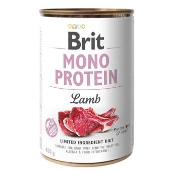 Brit Care Mono Protein lammas 400g