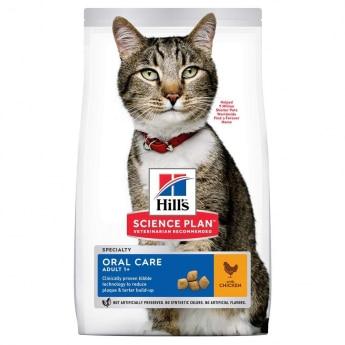 Hill's SP Feline Adult Oral Care